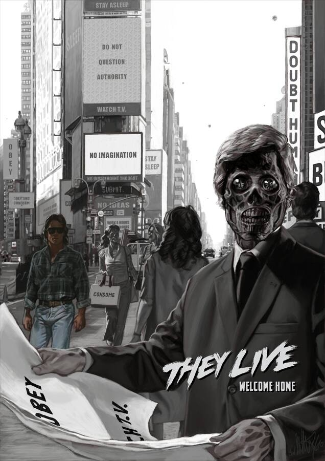 they live welcome home
